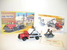 DINKY TOYS, camion UNIC multibenne marel primagaz, dinky atlas ref 805