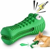 Dog Chew Toys for Aggressive Chewers Indestructible Dog Toothbrush Dental Teeth