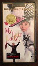 My Fair Lady (VHS, 1994, 2-Tape Set, 30th Anniversary Edition) New sealed