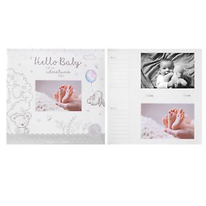 Baby Photo 6x4 200 Album Book Milestone First Year 1st Photos Scrapbook Memories