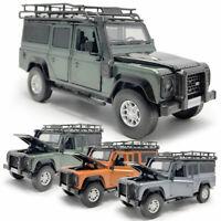 Land Rover Defender Off-road 1:32 Die Cast Modellauto Spielzeug Model Sammlung