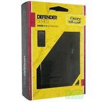 OtterBox Defender Series Hybrid Case and Holster for Motorola DROID X2 Black