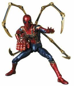 Marvel Avengers Endgame Iron Spider-Man Final Battle Sh Figuarts Bandai Tamashi