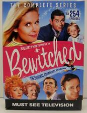 BEWITCHED COMPLETE SERIES 22 DVDs~254 EPISODES~ORIGINAL BROADCAST VERSIONS