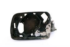 *BMW X5 Series E53 M Sport Left Base Housing Wing Mirror N/S High Gloss Black