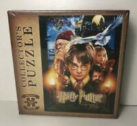 USAopoly Harry Potter and the Sorcerer's Stone 550-Piece Collector's Puzzle
