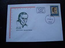 AUTRICHE - enveloppe 1er jour 7/9/1981 (B7) austria