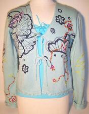 Damen-Pullover mit mittlerer Strickart aus Baumwolle L