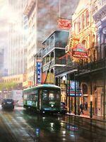 The Pearl Oyster Bar & Kolbs Restaurant, Streetcar New Orleans by RC Davis S/N