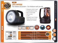 Energizer Quality LED Lantern 50 Lumen 350 Hour Work Light Easy Grip Handle
