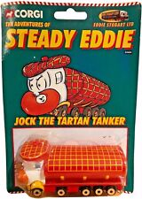 Corgi 59404 - The Adventures of Steady Eddie - Jock the Tartan Tanker - Vintage