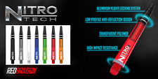 Dart Red Dragon - Nitrotech Nylon Schäfte Shaft - Farbe, Größe, Menge wählbar -