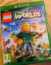 LEGO worlds xbox one game