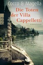 Die Toten der Villa Cappelletti von Cocco & Magella UNGELESEN