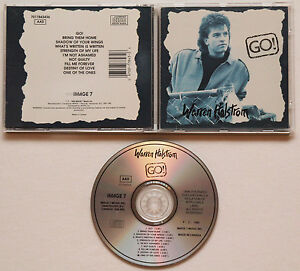 Warren Halstorm - Go! (very rare 80s US AOR)
