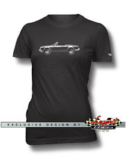 Alfa Romeo Giulietta Spider Veloce T-Shirt for Women - Multiple Colors and Sizes