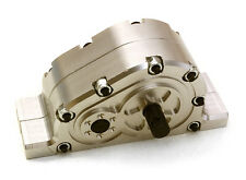 1/14 TRACTOR TRANSFER CASE 2:1 REDUCTION INTEGY C26994SILVER TAMIYA KING SCANIA