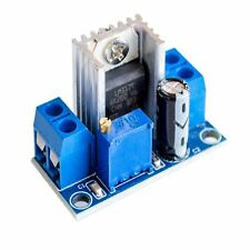 LM317 DC-DC Spannungsregler 1.5A 1.2-37V Step-Down Power Supply Konverter Module