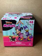 New Disney Junior Minnie 24 Piece Jigsaw Puzzles Kids Activity