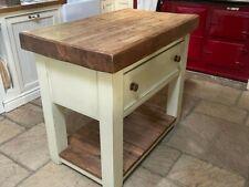 Beautiful Bespoke Solid Wood Kitchen Island/Builder