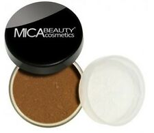 MICA BEAUTY  Mineral  Foundation Mf11  Milk Chocolate dark