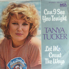 "7"" 1980! Tanya Tucker: can I see You Tonight // VG + \ \"