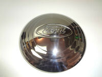 Ford 4 Cyl Car / Pickup Truck Polished Stainless Steel Hubcap 1932-1933