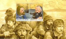 Ireland Flight of the Earls Min sheet mnh-2008