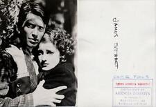 James Stewart. Fotografía  años 50, el artista muy joven en escena de película.