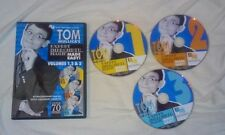 TOM MULLICA IMPROMPTU MAGIC 3 DVD SET