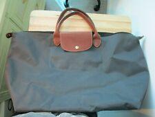 Longchamp  Le Pliage Nylon Tote Handbag Black bag Extra Large