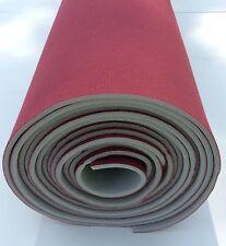 Auto Headliner Repair Fabric GARNET RED-By The Yard