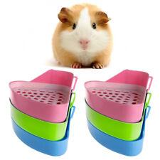 Pet Cat Rabbit Small Animal Pee Toilet Potty Bowl Corner Clean Litter Trays Hot