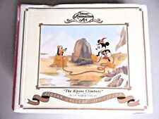 Tenyo Disney Mickey & Pluto The Alpine Climbers 300 Pc Puzzle D-300-154 New