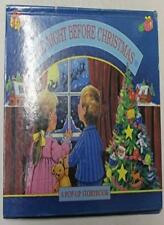 Fairy Tale Pop-Up Books: Magic Little Christmas Tree; Night Before Christmas; ,