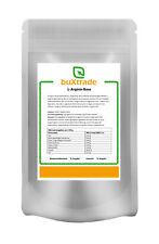 500 g L-Arginin Base Pulver - L Arginin - Aminosäure Fitness