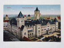 Ansichtskarte Posen - Königliches Residenzschloß, color Feldpost 1915, Poznań