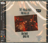 YOUNG-HOLT UNLIMITED-THE BEAT GOES ON-IMPORT CD WITH JAPAN OBI Ltd/Ed D73