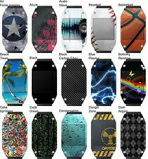 Choose Any 1 Vinyl Decal/Skin for Samsung Galaxy Gear Watch - Buy 1 Get 2 Free