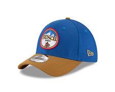 Kevin Harvick 2016 New Era #4 Busch Beer Clean Hit Blue/Gold 3930 Flex Fit Hat