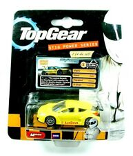 MONDO MOTORS / 1:64 Renault Megane Trophy (Yellow) - TOP GEAR STIG POWER SERIES.