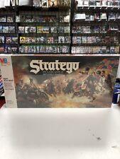 Stratego Milton Bradley Battlefield Strategy Game 1986 Edition Brand New Sealed