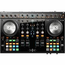Native Instruments Traktor Kontrol S4 MK2 With Lightning USB DJ MIDI Controller