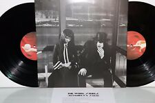 THE WHITE STRIPES Get Behind Me Satan - Original UK PROMO 2 LP Limited V2 Insert