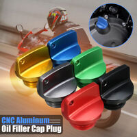 CNC Racing Engine Filler Oil Cap Cover For Ducati/Yamaha/Kawasaki/Triumph/honda