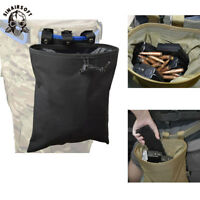Molle Tactical Magazine DUMP Drop Pouch Utility Gun Ammo Bag Magazine Pouch Bag