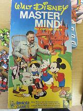 1970'S INVICTA GAME MASTER MIND WALT DISNEY EDITION