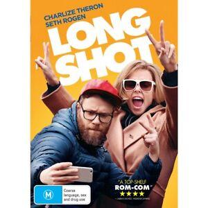 Long Shot (DVD, 2019) NEW SEALED