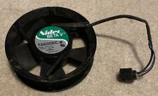 New Nidec Beta V Ta600Dc Server Case Fan 48Vdc Model A33230-31 Fuse Protected