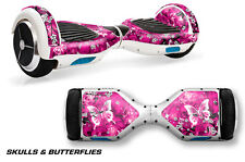 Skin Decal Wrap for Hover Board Self Balancing Scooter Swagway X1 Sticker BFLY P